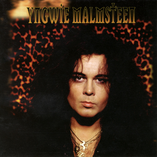 YNGWIE J. MALMSTEEN - Facing the Animal cover