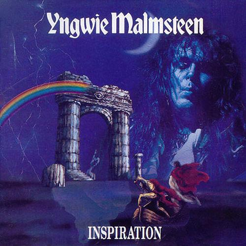 YNGWIE J. MALMSTEEN - Inspiration cover