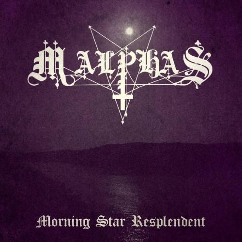 MALPHAS - Morning Star Resplendent cover