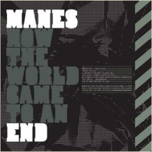 MANES - How the World Came to an End cover