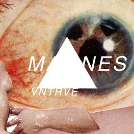 MANES - Vntrve cover