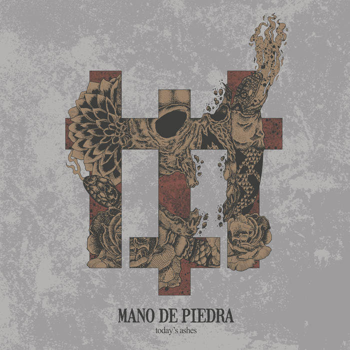 MANO DE PIEDRA - Today's Ashes cover