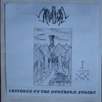 MARCHENTROLL - Children Of The Northern Forest cover