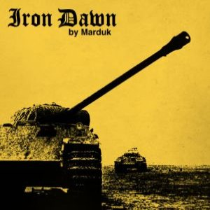 MARDUK - Iron Dawn cover