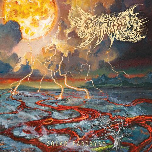 MARE COGNITUM - Solar Paroxysm cover