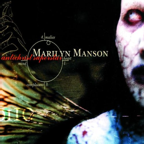 MARILYN MANSON - Antichrist Superstar cover