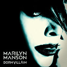 MARILYN MANSON - Born Villain cover