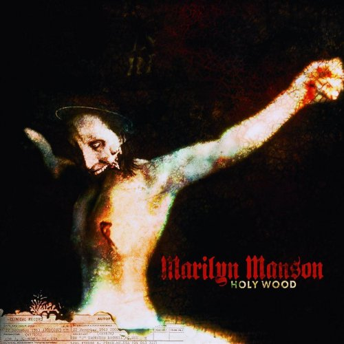 MARILYN MANSON - Holy Wood (In the Shadow of the Valley of Death) cover