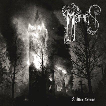 MARRAS - Endtime Sermon cover