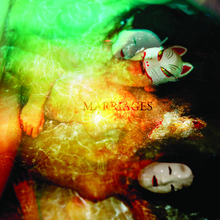 MARRIAGES - Kitsune cover