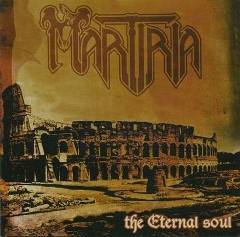 MARTIRIA - The Eternal Soul cover