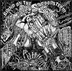 MASS COLLAPSE - Grind On The Doorstep!!! cover