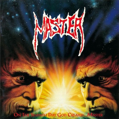 MASTER - On The Seventh Day God Created... Master cover