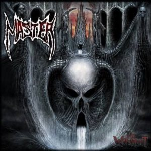 MASTER - The Witchhunt cover