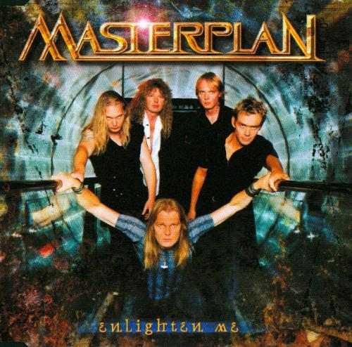MASTERPLAN - Enlighten Me cover