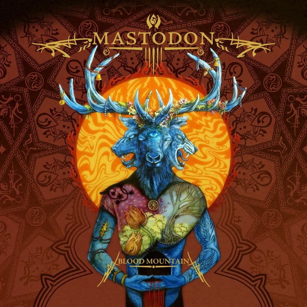 MASTODON - Blood Mountain cover