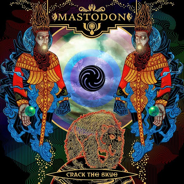 MASTODON - Crack The Skye cover