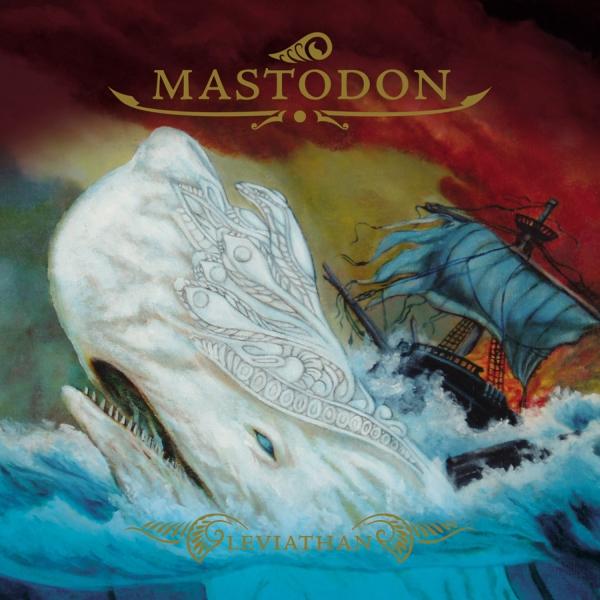 MASTODON - Leviathan cover