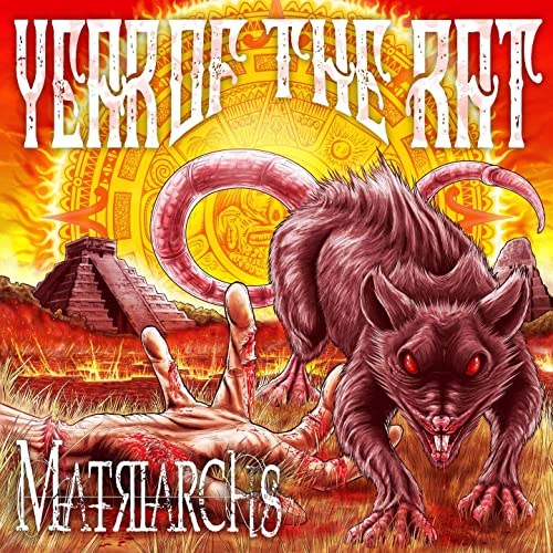 MATRIARCHS - Year of the Rat cover