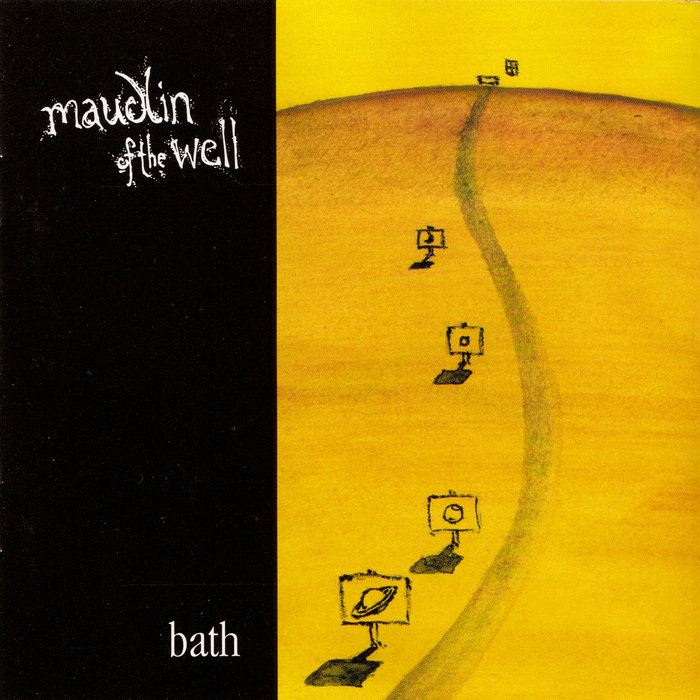 MAUDLIN OF THE WELL - Bath cover