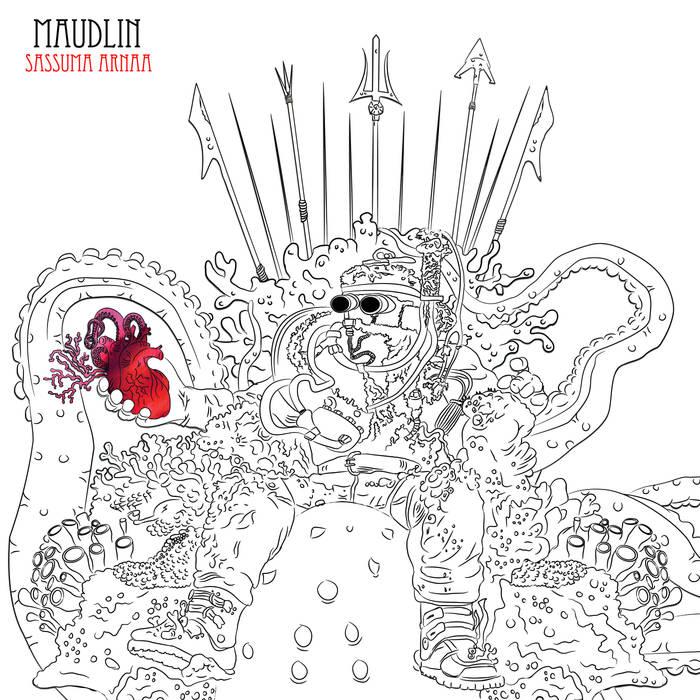 MAUDLIN - Sassuma Arnaa cover