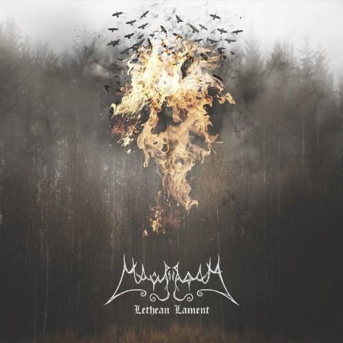 MAVRADOXA - Lethean Lament cover