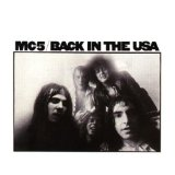MC5 - Back in the USA cover