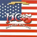 MC5 - Greatest Hits Live cover