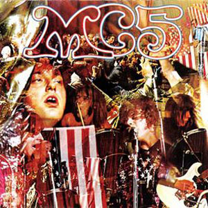 MC5 - Kick Out the Jams cover