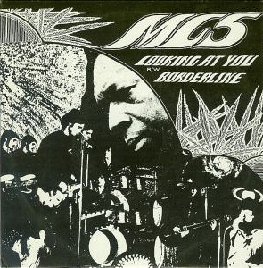 MC5 - Looking at You / Borderline cover
