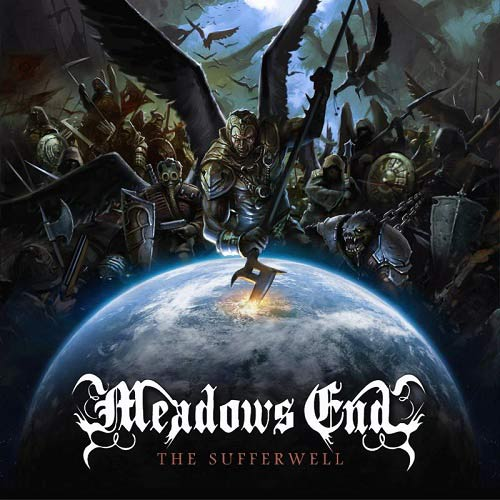 MEADOWS END - The Sufferwell cover