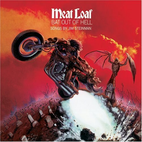 MEAT LOAF - Bat Out Of Hell cover