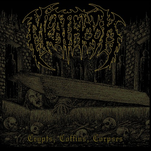 MEATHOOK - Crypts, Coffins, Corpses cover