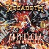 MEGADETH - Anthology: Set the World Afire cover