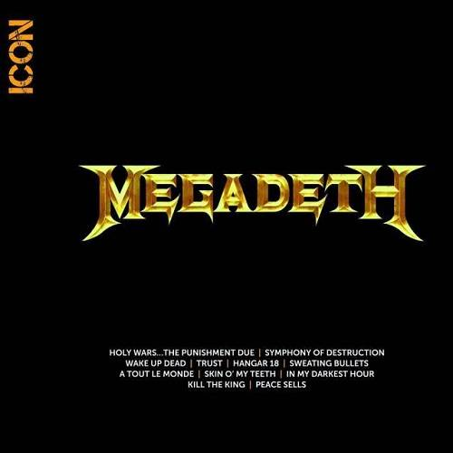 MEGADETH - Icon cover