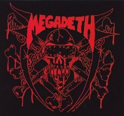 MEGADETH - Last Rites cover