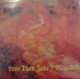 MEGADETH - Less Than Jake / Megadeth cover