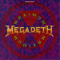 MEGADETH - Maximum Megadeth cover