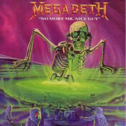 MEGADETH - No More Mr. Nice Guy cover