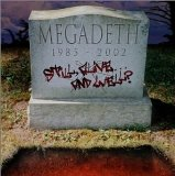 MEGADETH - Still, Alive... and Well? cover