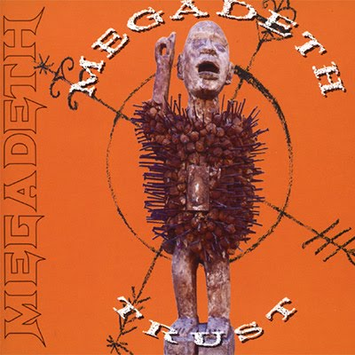 MEGADETH - Trust cover