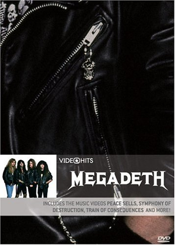 MEGADETH - Video Hits cover
