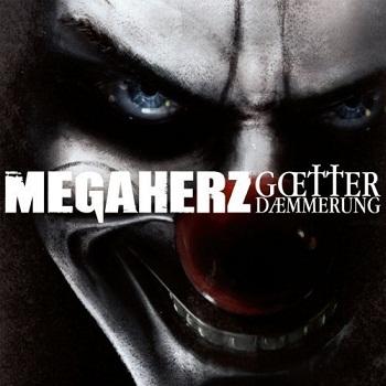 MEGAHERZ - Götterdämmerung cover