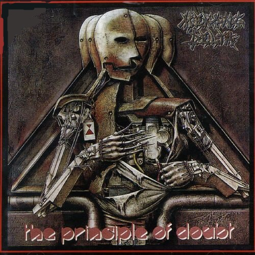 MEKONG DELTA - The Principle of Doubt cover
