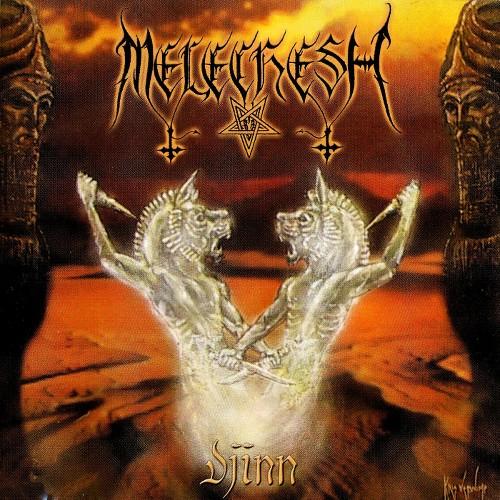 MELECHESH - Djinn cover