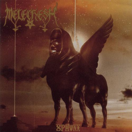 MELECHESH - Sphynx cover