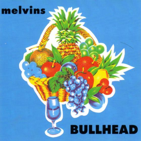 MELVINS - Bullhead cover