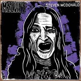 MELVINS - Steven McDonald cover