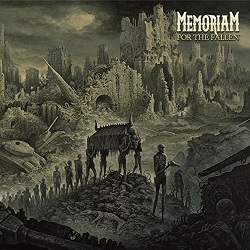 MEMORIAM - For The Fallen cover
