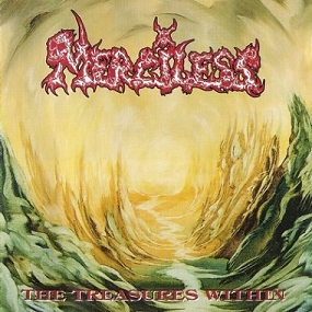 MERCILESS - The Treasures Within cover